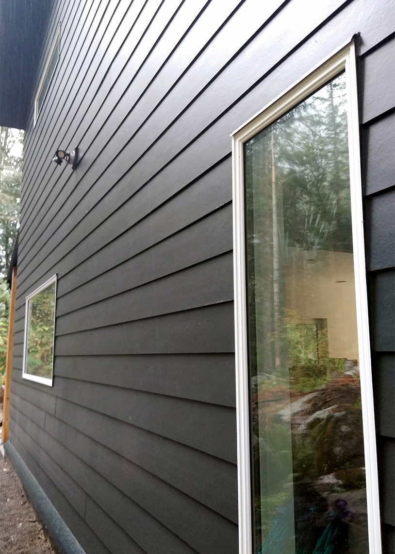 TC Legend Homes Built Green 5-Star North Bend home siding