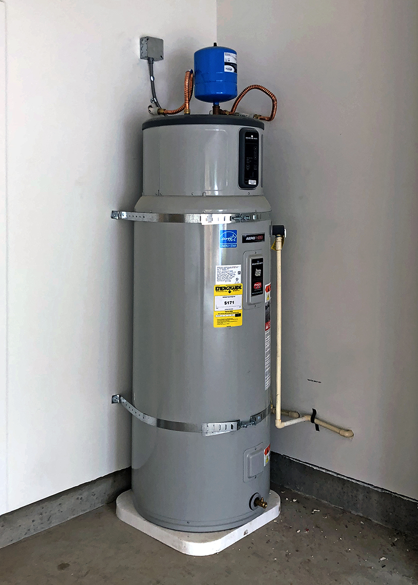 Green Canopy Madison Valley 5-Star heat pump water heater