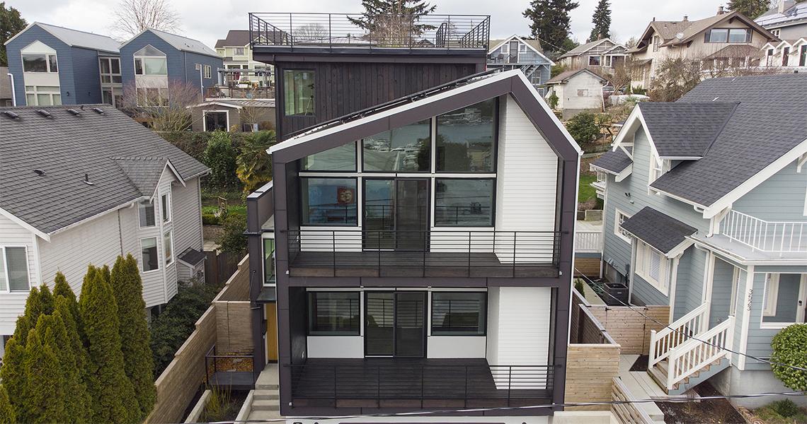 Dwell 5-Star Net Zero Homes 1