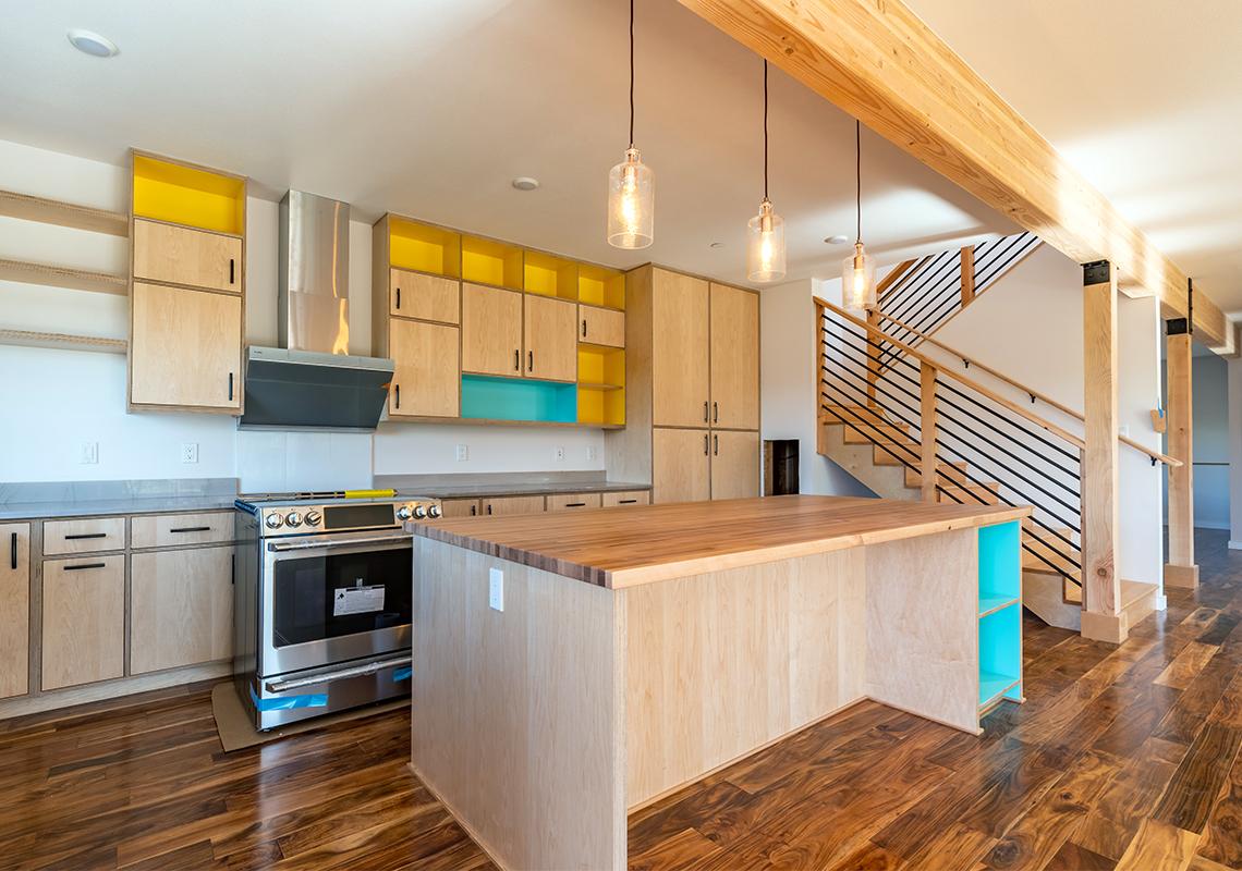 TC Legend 5-Star Bellevue Net Positive House Credit Zigzag Mountain Art 4